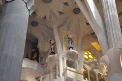 Barcelona, wonderbaarlijke stad van Gaudí