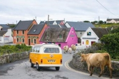 In stijl op vakantie met Volkswagen retrobusje