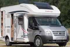 Camper Totaal nieuwe dealer Challenger