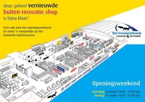 Opening nieuwe shop-in-shop De Vossenhoek