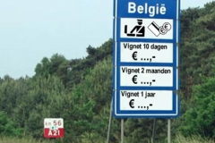 ANWB in verzet tegen Belgische tolplannen