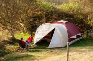 Karsten Tent compleet