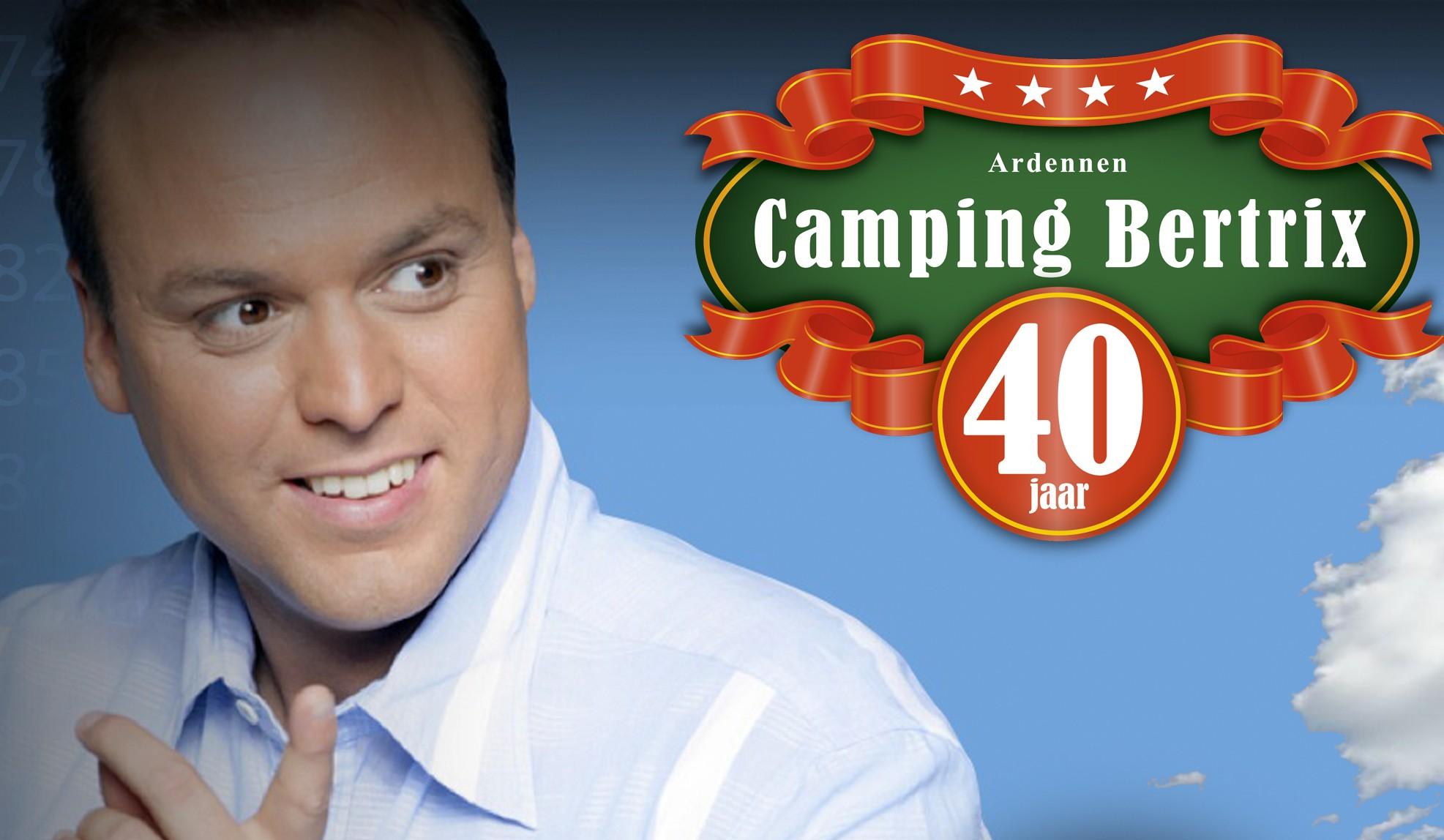 Frans Bauer geeft jubileumconcert op camping