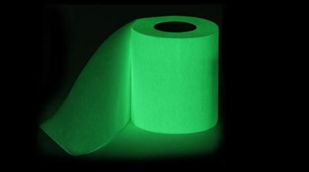 lichtgevend-toiletpapier