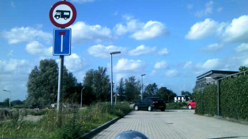 Lang parkeren van kampeervoertuig op straat vaak niet toegestaan