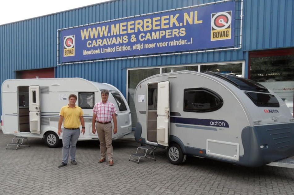 Meerbeek Caravans & Campers is nu ook Adria dealer