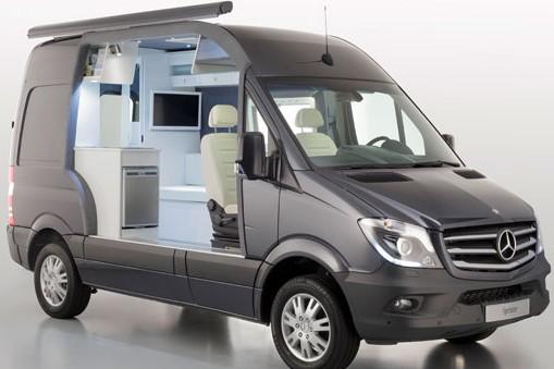 Mercedes stapt mogelijk in campers