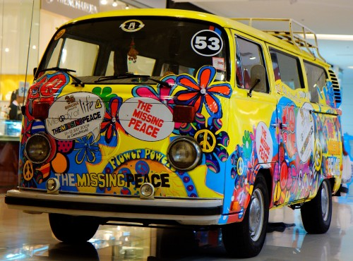 VW bus 8