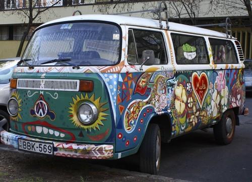 VW bus 9