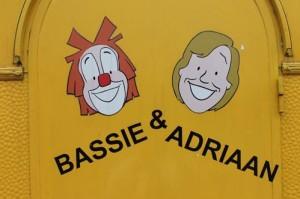 logo Bassie & Adriaan