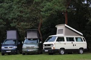 Jubileumshow 25 jaar Volkswagen California