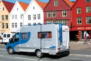 Informatiedag over Scandinavische campervakanties