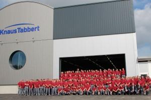 Knaus Tabbert opent vernieuwde fabriek voor caravans