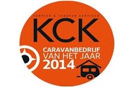 Genomineerden KCK Caravanbedrijf van het Jaar 2014 bekend
