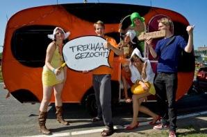 Nederlandse cultuur snuiven op het Flachlandfest
