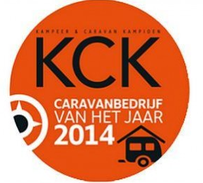 Caravanbedrijf van het jaar 2014