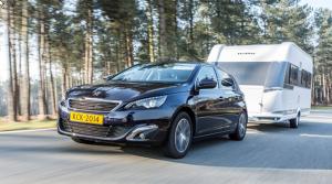 Trekauto van het jaar 2014: Peugeot 308