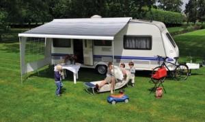 Prostor luifelconfigurator voor zowel campers als caravans