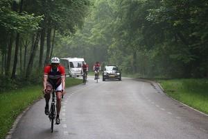 De Tour de Branche 2013, over de Limburgse heuvels.