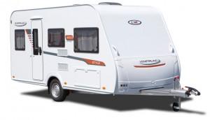 Alle LMC caravans model 2015 met Long Life Technologie