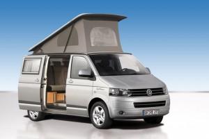 Tonke buscamper op VW basis