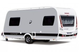 Dethleffs Camper model 2015