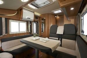 Laika Ecovip integraal camper model 2015