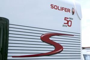Vanaf modeljaar 2015 geen Solifer caravans meer naar Nederland