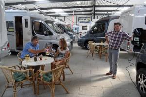 Meerbeek Caravans- en Campers nu ook dealer LMC caravans