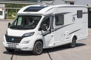 Knaus weer marktleider met campers in Duitsland