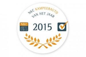 NKC op zoek naar de beste kampeerauto van 2015