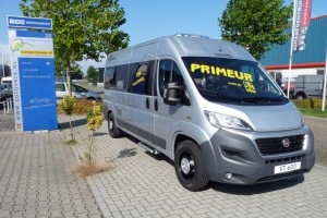 Camperdream officieel dealer in Nederland voor de VANTourer