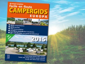 Facile Campergids 2015