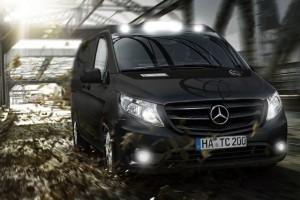 Tecamp Mercedes Vito W447 4x4