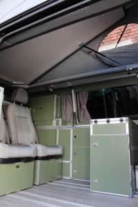 Mercedes Vito W447 4x4