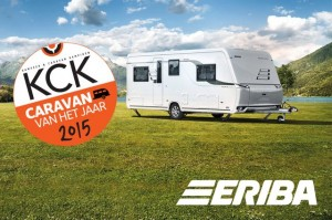 Eriba Nova is KCK Caravan van het Jaar 2015