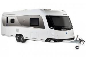 Knaus introduceert nieuwe Eurostar caravan