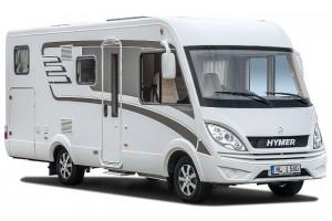 Hymermobil ML-I integraal camper