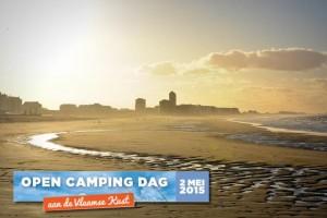 Open Camping Dag langs Vlaamse Kust