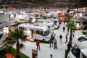Caravan Salon Düsseldorf 2015