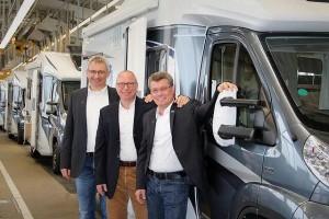 Knaus Tabbert versterkt positie op Europese markt