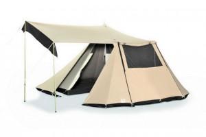Nieuw doek voor lichtgewicht katoenen tenten ESVO