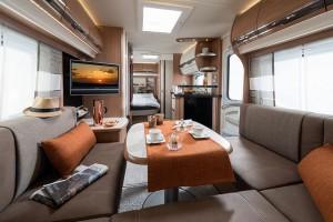 Fendt caravans model 2016