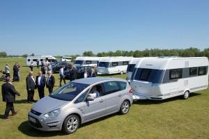 Hobby Caravans modellen 2016
