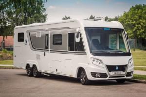 Knaus presenteert nieuw topmodel integraal camper