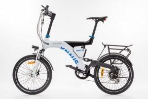 E-bikes van Knaus en Weinsberg
