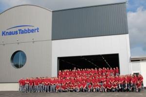 Knaus-Tabbert investeert 13,5 miljoen in modernisering fabrieken