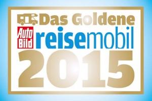 Das Goldene Auto Bild Reisemobil 2015