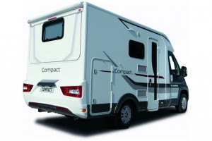 Adria Compact SLS slide-out
