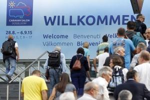 Weer bezoekersrecord voor Caravan Salon Düsseldorf